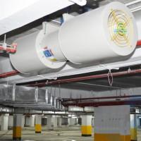 Hệ thống hút gió tầng hầm