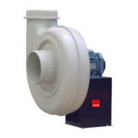 CAC SERIES SINGLE INLET CENTRIFUGAL FANS - FOR HVAC