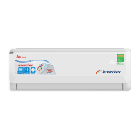 Máy lạnh Akino inverter 1.0HP AKN-9INV1FA