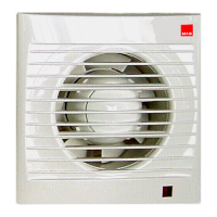 DWA SERIES ISLIMLINE AXIAL FAN - DOMESTIC FAN